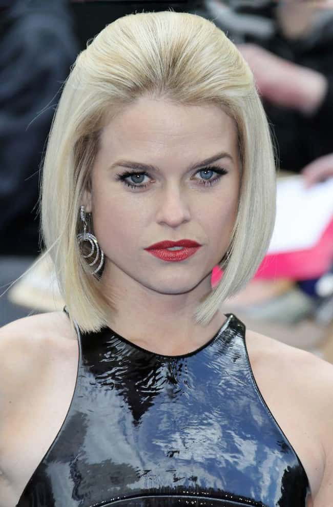 Alice Eve is listed (or ranked) 43 on the list The Most Captivating Celebrity Eyes (Women)