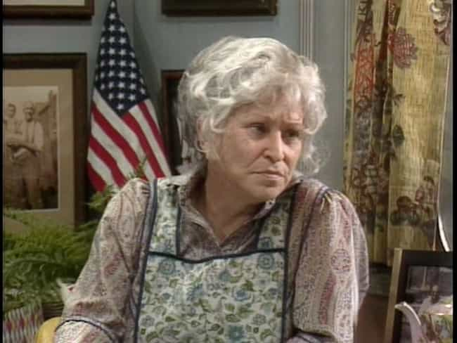 Alice Ghostley is listed (or ranked) 3 on the list The Greatest Golden Girls Guest Stars, Ranked