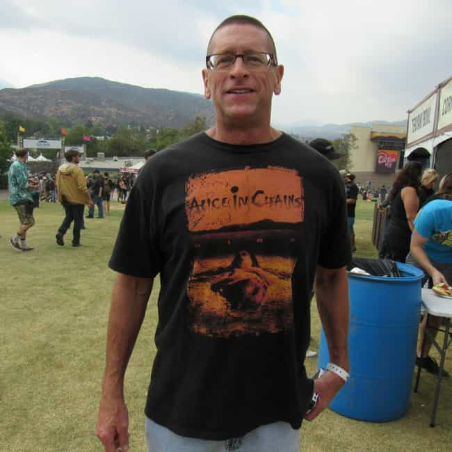 Alice in Chains is listed (or ranked) 2 on the list The Best T-Shirts We Saw At Cal Jam 2018