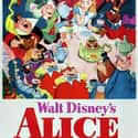 Alice in Wonderland is listed (or ranked) 24 on the list The Best Movies for Kids