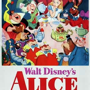 Alice in Wonderland is listed (or ranked) 15 on the list The Best Disney Animated Movies