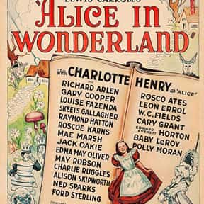Alice in Wonderland is listed (or ranked) 19 on the list The Best Movies For Kids