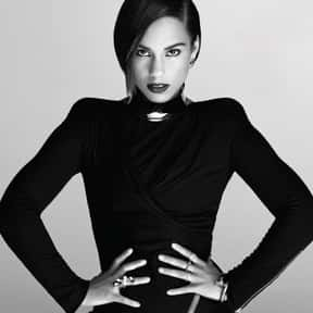 Alicia Keys is listed (or ranked) 17 on the list The Greatest Black Female Singers