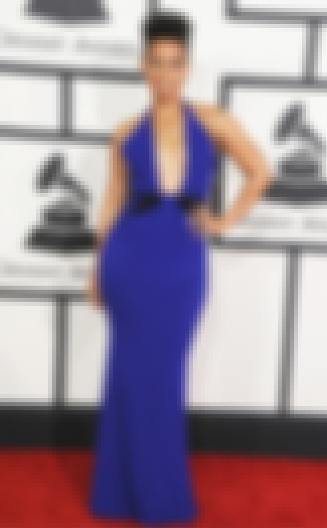 Alicia Keys is listed (or ranked) 4 on the list The Worst Grammy Red Carpet Fashions 2014