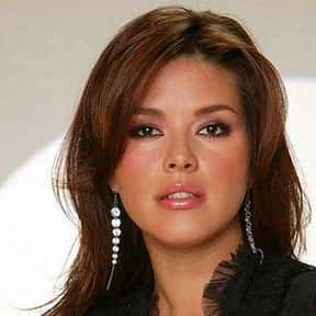 Alicia Machado is listed (or ranked) 11 on the list Famous People From Venezuela