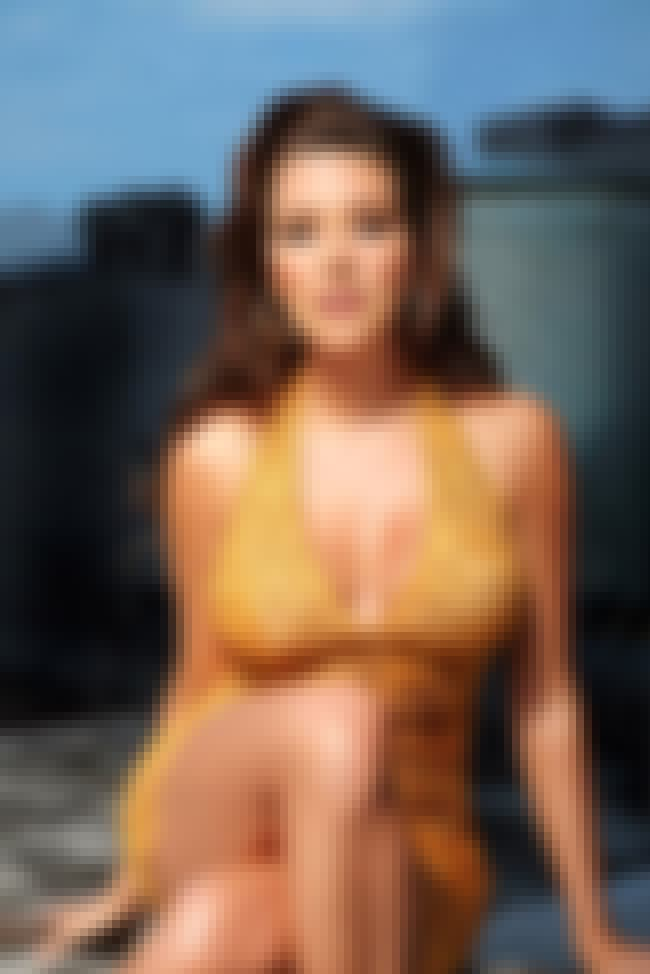 Alicia Machado is listed (or ranked) 2 on the list Playboy Pictorials: 2000-2009