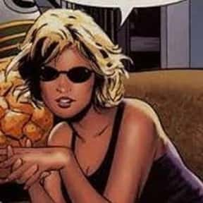 Alicia Masters is listed (or ranked) 6 on the list List of Fantastic Four Characters