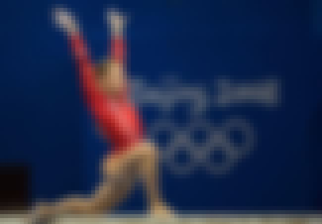 Alicia Sacramone is listed (or ranked) 2 on the list Famous Female Gymnasts