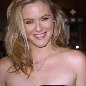 Alicia Silverstone is listed (or ranked) 9 on the list List of Famous Film Producers
