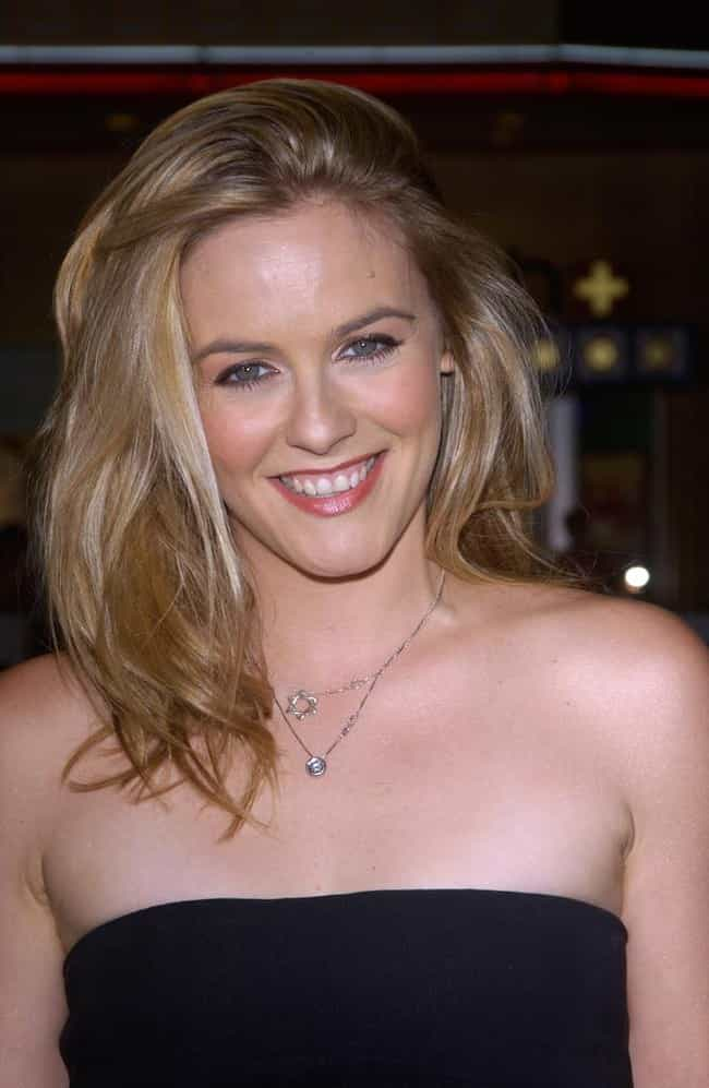 Alicia Silverstone is listed (or ranked) 3 on the list Famous People Born in 1976