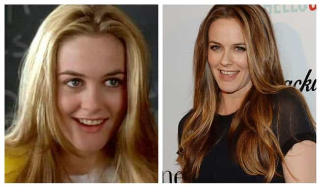 Alicia Silverstone is listed (or ranked) 2 on the list 12 One-Hit Wonder Actors Who Got A Big Break But Went Back To Not Doing Much