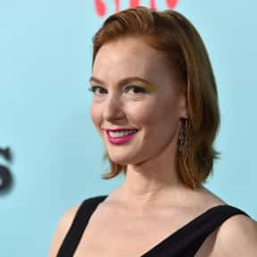 Alicia Witt is listed (or ranked) 13 on the list Famous Boston University Alumni