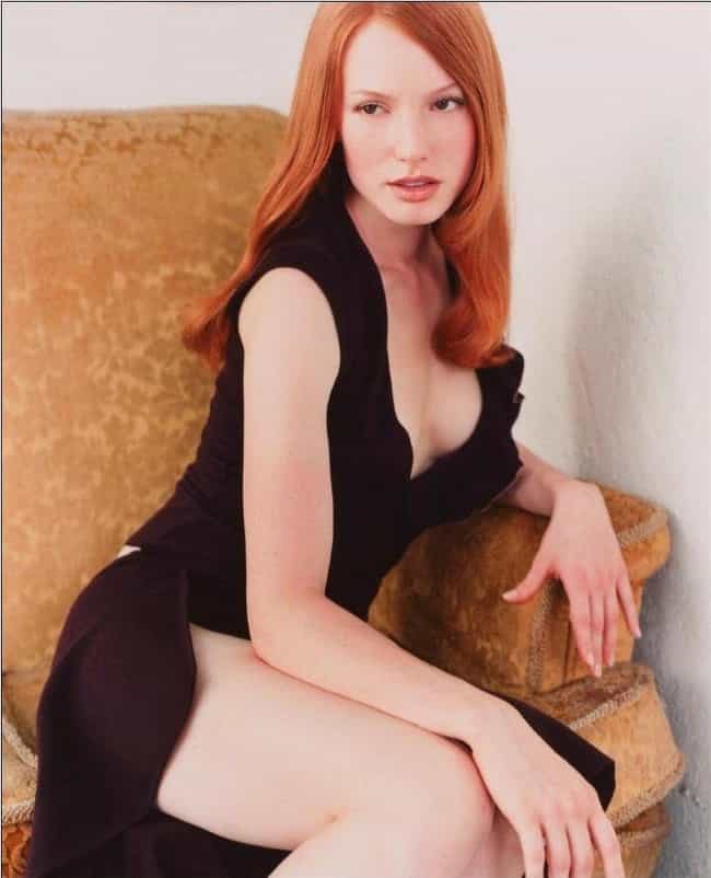 Alicia Witt is listed (or ranked) 4 on the list The Most Appealing Natural Redheads