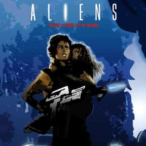 Aliens is listed (or ranked) 1 on the list The Best Alien Movies Ever Made