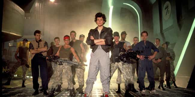 Aliens is listed (or ranked) 1 on the list The Best 22nd-Century Stories In Science Fiction You Need To Watch