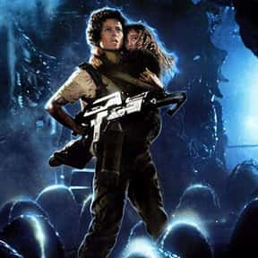 Aliens is listed (or ranked) 17 on the list The Most Rewatchable Action Movies