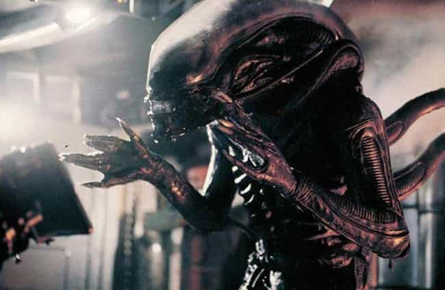 Alien is listed (or ranked) 3 on the list The Best Second Films from Famous Directors