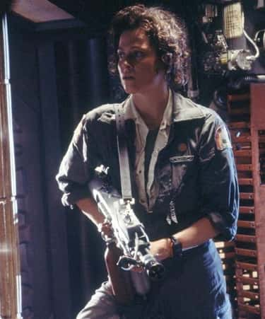 Alien - Ellen Ripley is listed (or ranked) 1 on the list 20 Most Essential Female-Led Horror Films