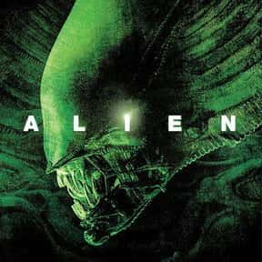 Alien is listed (or ranked) 21 on the list The Scariest Animal Movies Ever Made
