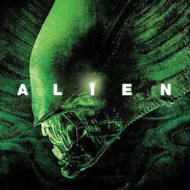 Alien is listed (or ranked) 4 on the list What to Watch If You Love 'Robot Chicken'