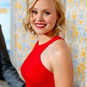 Alison Pill is listed (or ranked) 5 on the list Famous People Named Ali & Alison