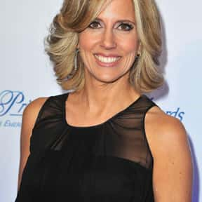 Alisyn Camerota is listed (or ranked) 15 on the list Famous American University Alumni