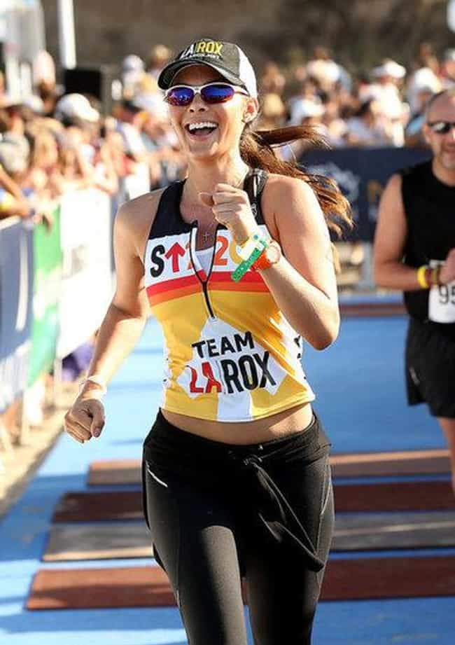 Ali Landry is listed (or ranked) 4 on the list 11 Celebrities Who Ran the Boston Marathon