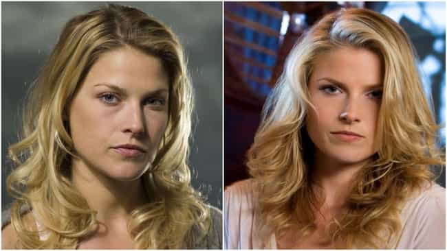 Ali Larter is listed (or ranked) 4 on the list The Cast Of 'Heroes': Where Are They Now?