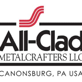 All-Clad is listed (or ranked) 1 on the list The Best Cookware Brands