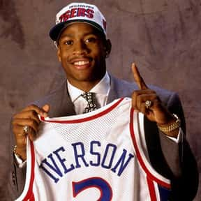 Allen Iverson is listed (or ranked) 9 on the list The Best No. 1 Overall NBA Draft Picks of All Time, Ranked