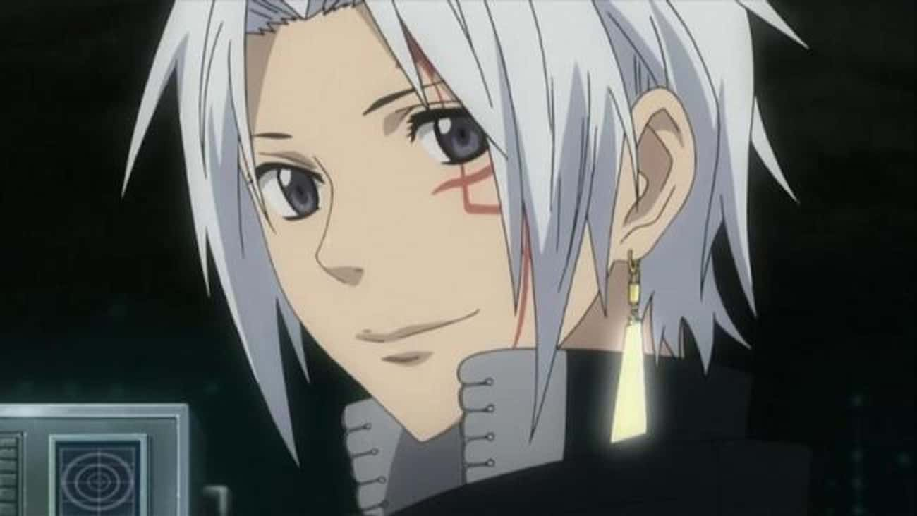 Allen Walker is listed (or ranked) 2 on the list The 36+ Best Dressed Male Anime Characters