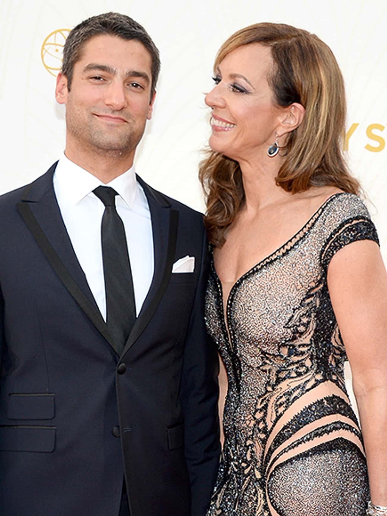 Allison Janney is listed (or ranked) 3 on the list Older Ladies Who Dated Much Younger Men