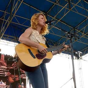 Allison Moorer is listed (or ranked) 13 on the list Famous People Named Allison