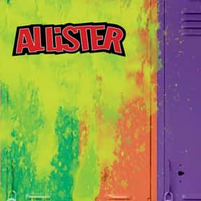 Allister is listed (or ranked) 25 on the list The Best Bands Like Blink-182