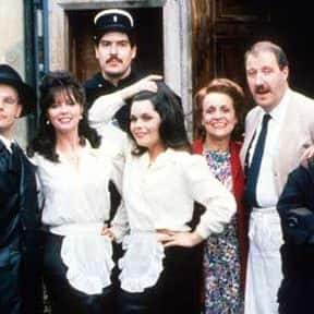 'Allo 'Allo! is listed (or ranked) 1 on the list David Croft Shows and TV Series