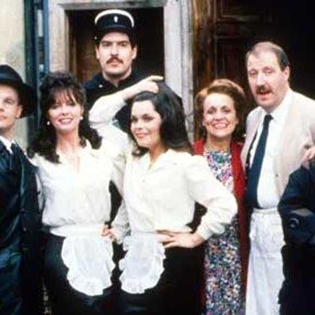 'Allo 'Allo! is listed (or ranked) 4 on the list The Best 1990s Military TV Shows