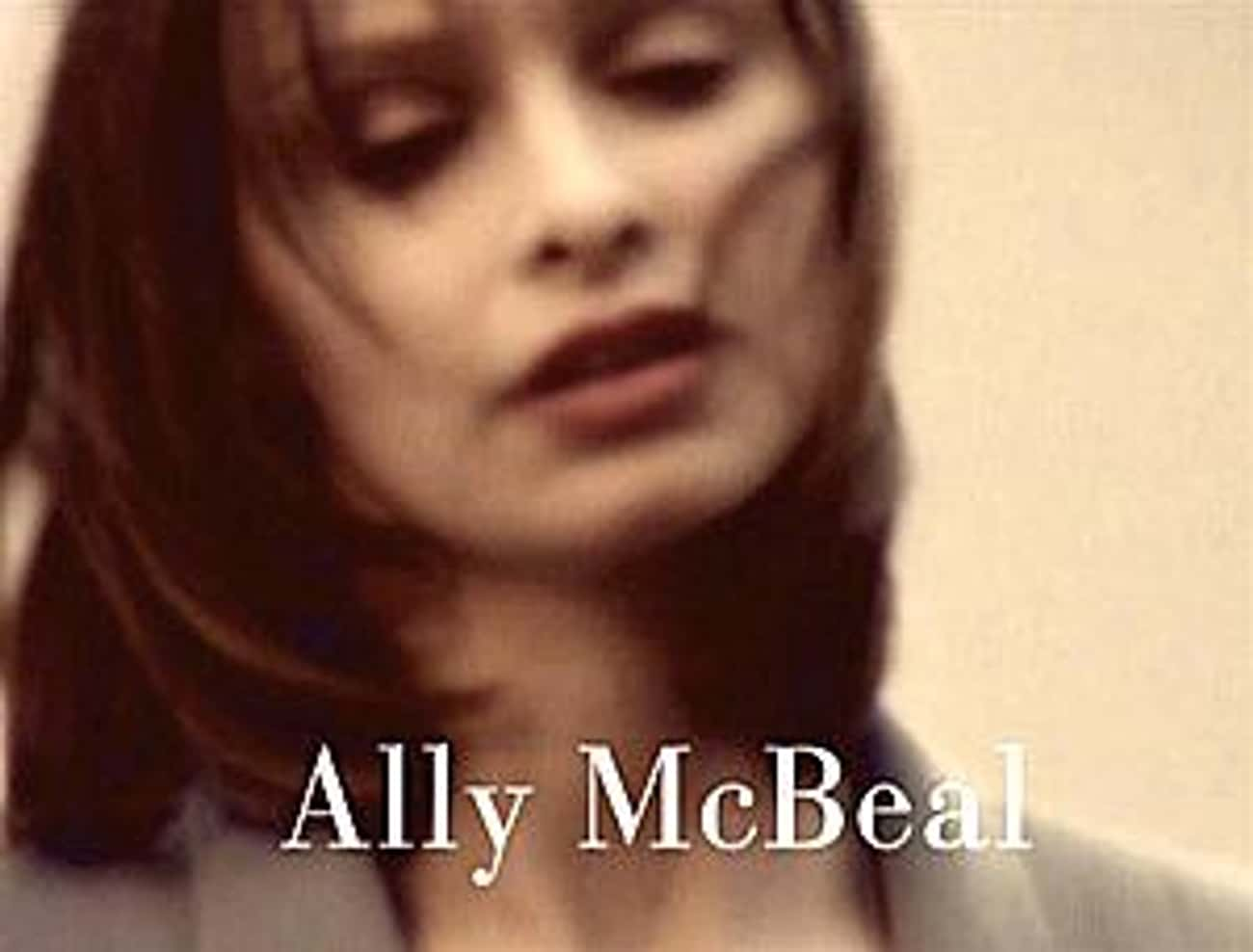 Ally McBeal is listed (or ranked) 2 on the list TV Shows Produced By 20th Century Fox Television
