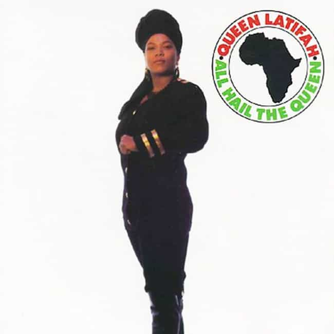 All Hail the Queen is listed (or ranked) 1 on the list The Best Queen Latifah Albums of All Time