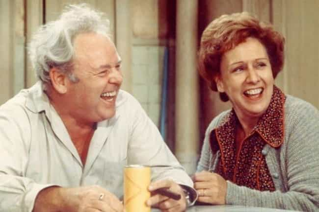 All in the Family is listed (or ranked) 3 on the list What TV Husbands And Wives Really Thought Of Each Other