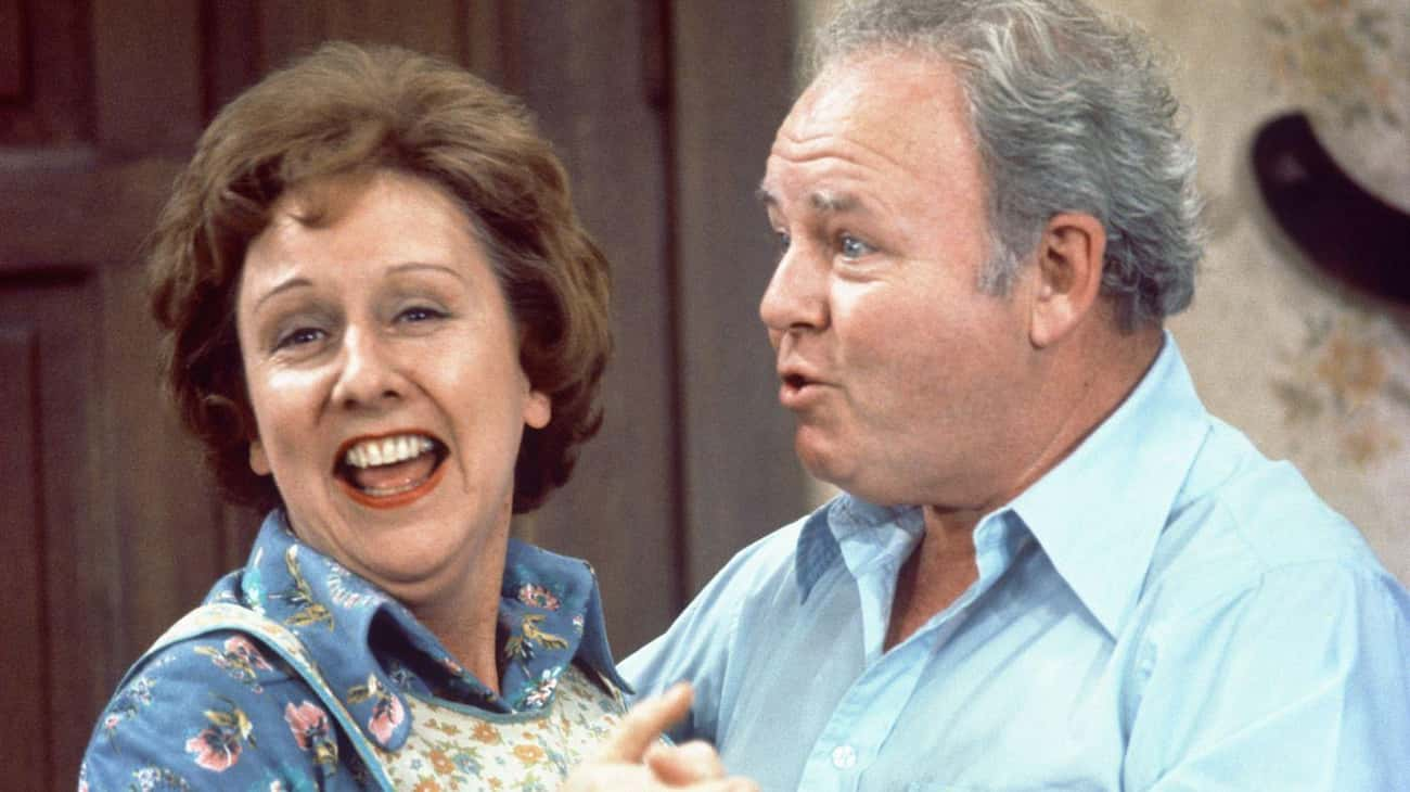 All In The Family is listed (or ranked) 1 on the list The Most Popular TV Shows Of The 1970s