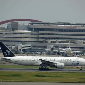 All Nippon Airways is listed (or ranked) 13 on the list List of Los Angeles International Airport Airlines