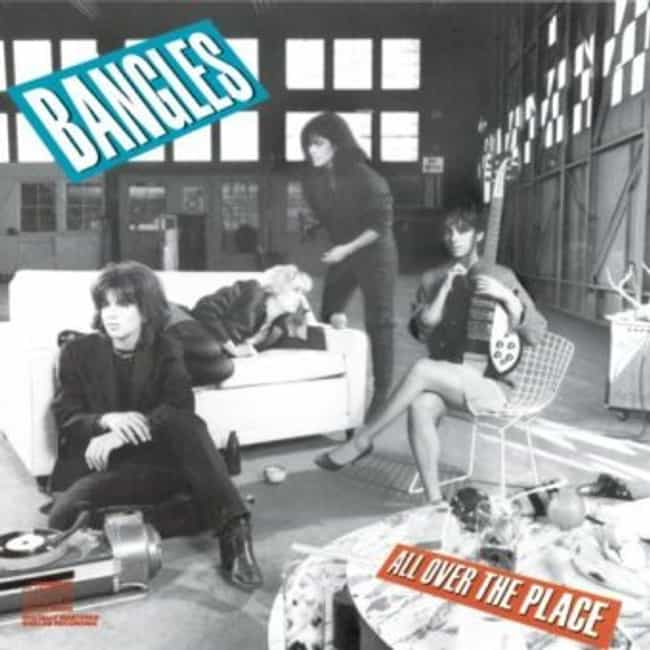 All Over the Place is listed (or ranked) 2 on the list The Best Bangles Albums of All Time