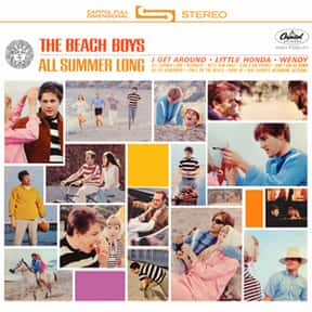 All Summer Long is listed (or ranked) 11 on the list The Best Beach Boys Albums of All Time