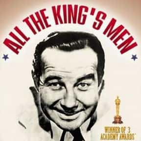 All the King's Men is listed (or ranked) 24 on the list The Best Political Films Ever Made