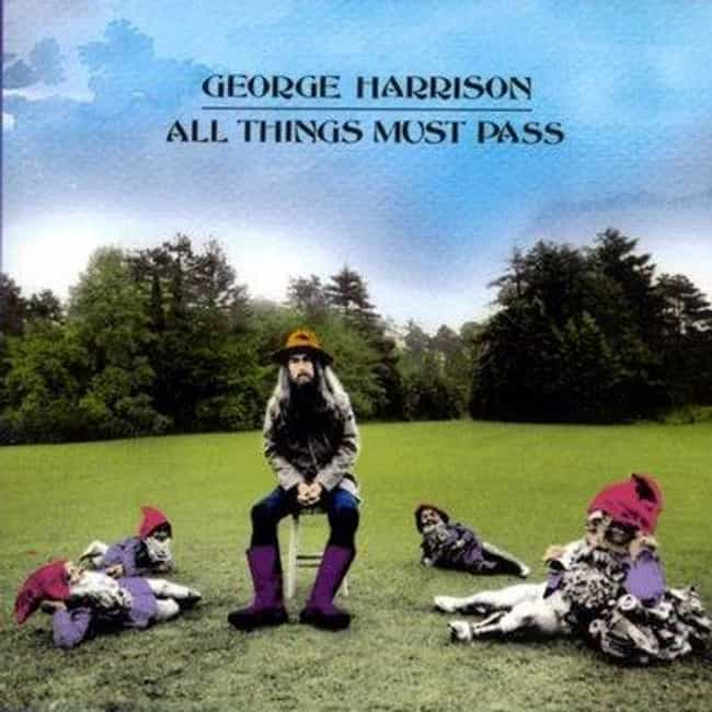 All Things Must Pass is listed (or ranked) 1 on the list The Best George Harrison Albums of All Time