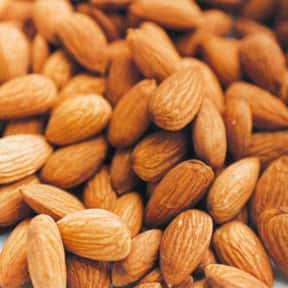Almond is listed (or ranked) 7 on the list The Healthiest Superfoods