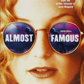 Almost Famous is listed (or ranked) 14 on the list The Best Comedy-Drama Movies