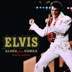 Aloha from Hawaii Via Satellit is listed (or ranked) 13 on the list The Best Elvis Presley Movies