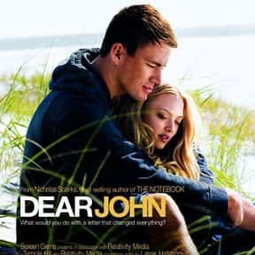 Dear John is listed (or ranked) 18 on the list The Best Teen Romance Movies