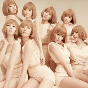 After School is listed (or ranked) 6 on the list Avex Trax Complete Artist Roster